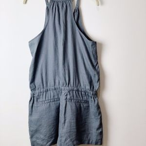 5914d9a219bf Lou   Grey Pants - 🍒 Lou   grey linen romper small euc